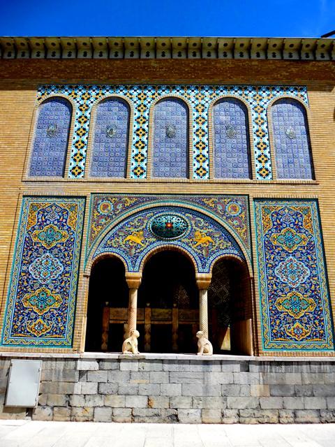 Téhéran palais